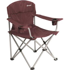 Outwell Catamarca Arm Chair XL claret